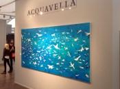 Alighiero Boetti airplanes 1989 - Acquavella gallery NY