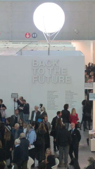 Artissima, Back to the Future