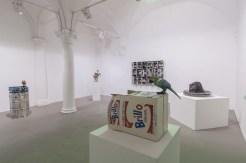 Bertozzi e Casoni veduta della mostra, Via Santa Giustina 21