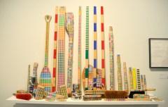 Peter Liversidge, New York Postal Shelf II, 2012-2015. SeanKelly Gallery, New York