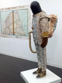 Gerald Machona 2012 at Goodman Gallery Johannesburg