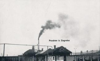 Gruppo TOK, Saluti da Zagabria, 1972, card, courtesy of Muzej Suvremene Umjetnosti Zagreb