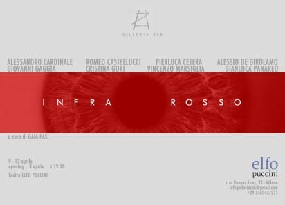 INFRA ROSSO, Teatro Elfo Puccini Milano