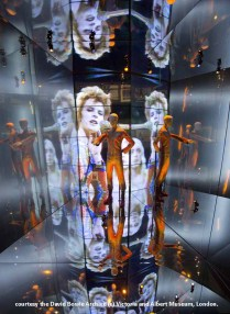 Installation Shot of David Bowie is courtesy David Bowie Archive (c)Victoria and Albert Museum,London(2)