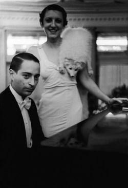 Jacob Tuggener, Ballo ungherese, Grand Hotel Dolder, Zurigo, 1935, Jacob Tuggener Foundation, Uster