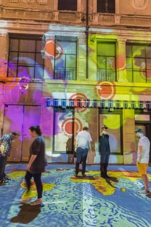 In/Visible Cities Festival della Multimedialità Urbana di Gorizia, ediz. 2015