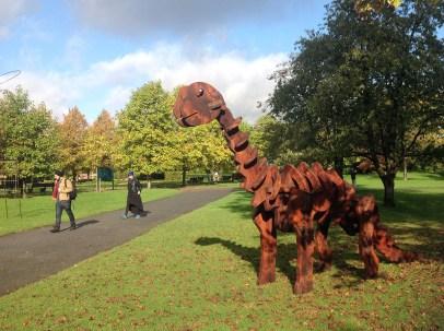 Matt Johnson, Baby dinosaur 2013 : 303 Gallery Blum & Poe