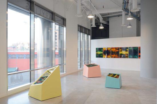Matteo Negri, 2015, MULTIPLICITY, curated by Ivan Quaroni, ABC-ARTE, exhibition spaces 2