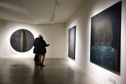 Franco Angeli, Studio Gariboldi