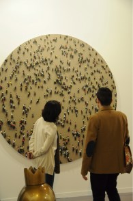 Juan Genoves - Marlborough Gallery