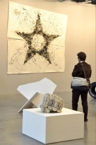 Gilberto Zorio, Stella Anniversario, 2002. Galleria Poggiali e Forconi, Firenze
