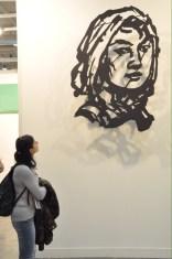 William Kentridge, Silhouette 12, 2016. Lia Rumma, Milano -Napoli