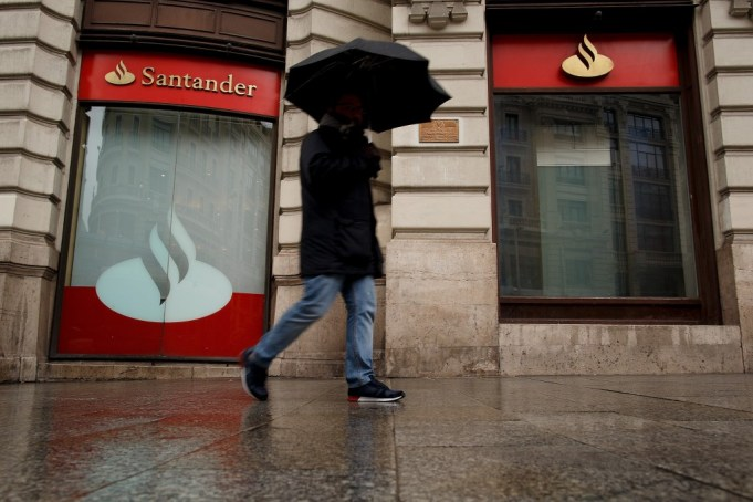 Banco Santander's Results For 2014