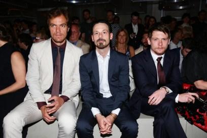 Prada - Front Row - Milan Collections Men SS16