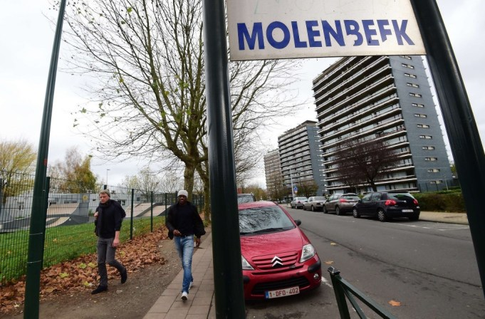 Molenbeek_Getty