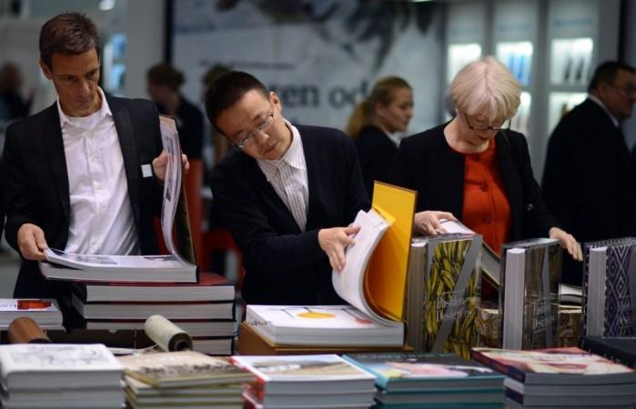 GERMANY-ENTERTAINMENT-BOOKS-FAIR