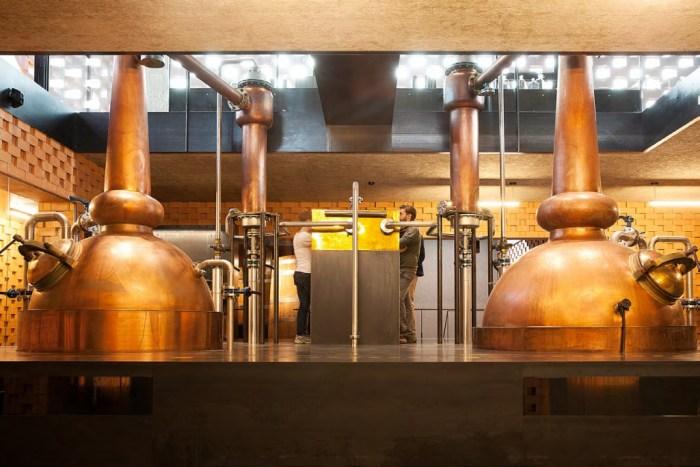 PUNI Whisky Distillery