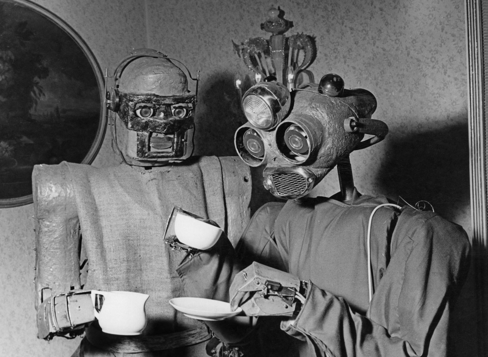 diritti dei robot