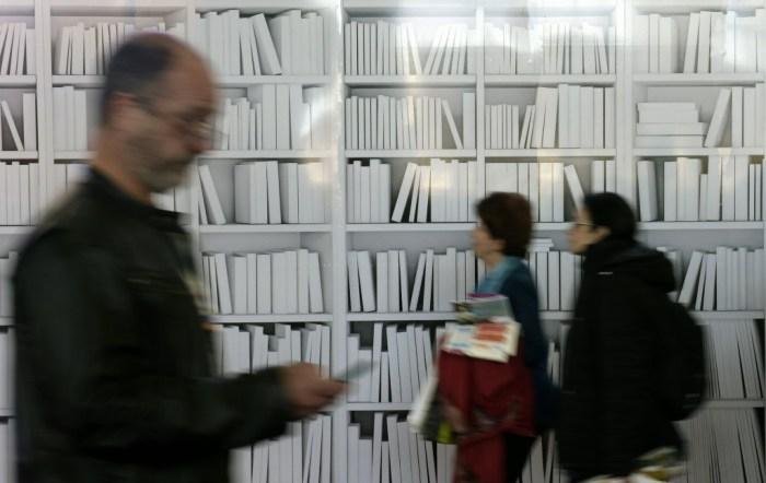 ARGENTINA-LITERATURE-BOOK-FAIR