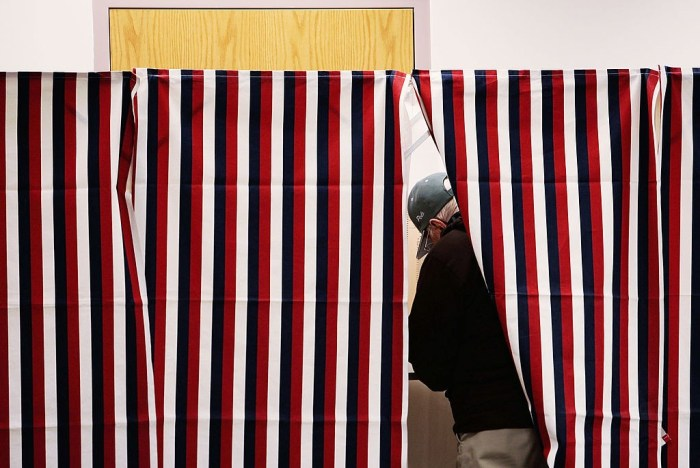 New Hampshire Voters Go To Polls In Nation's First Primary