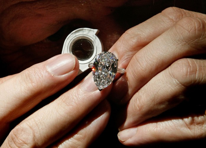Christina Onassis Diamonds Included In Christie's Auction