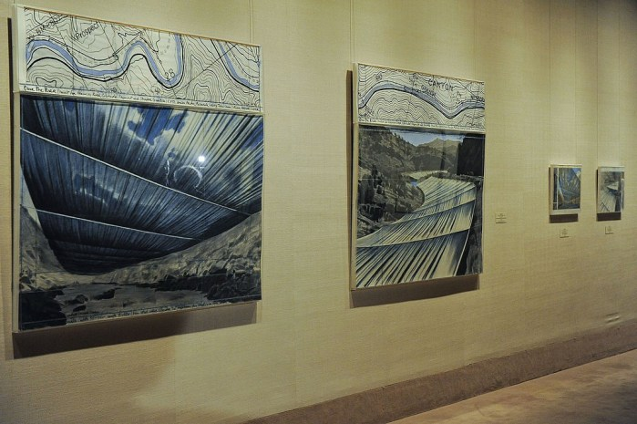 """""""Over the River"""" Christo"""