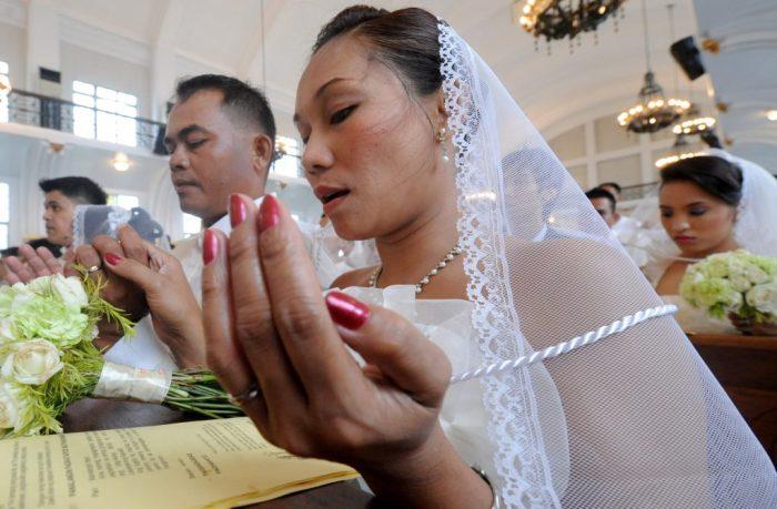 divorzio Filippine matrimonio