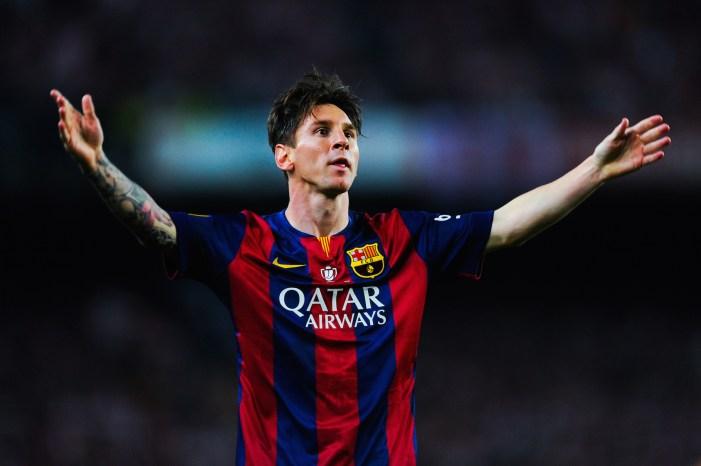 Messi è il secondo giocatore più pagato al mondo. David Ramos/Getty Images