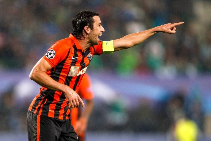Darijo Srna, più di 480 partite con lo Shaktar (Christian Hofer/Getty Images)