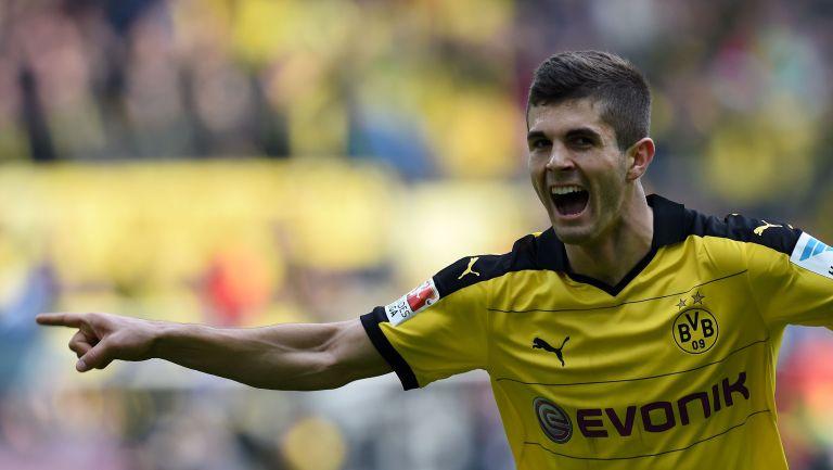 Pulisic Borussia Dortmund