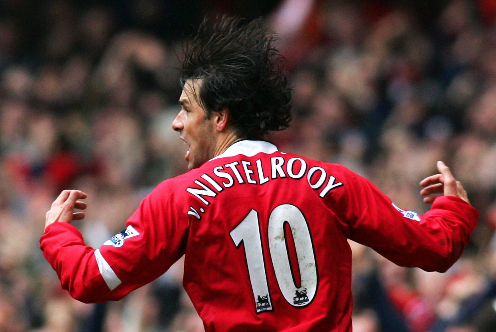 Ruud Van Nistelrooy carriera