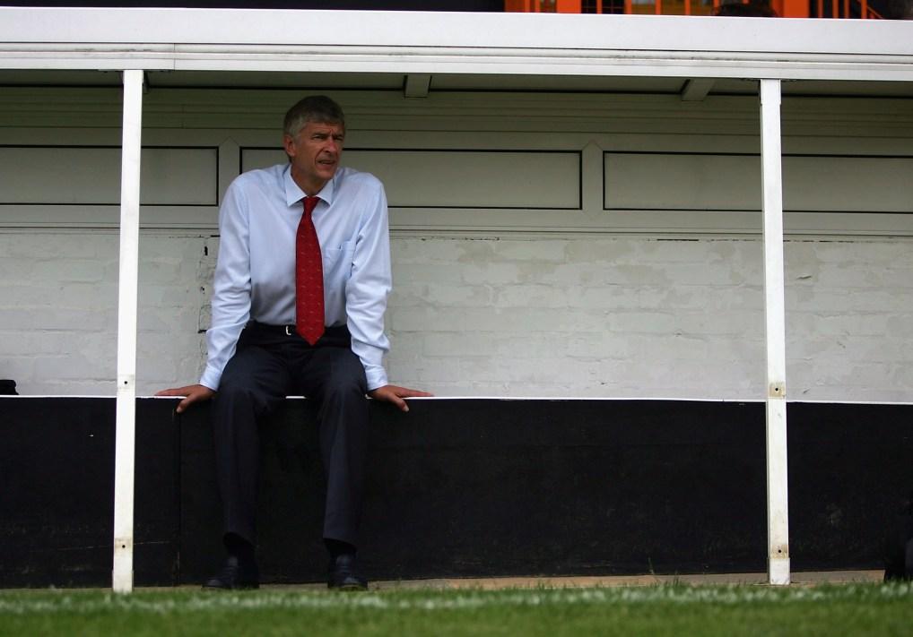 GBR: Barnet v Arsenal