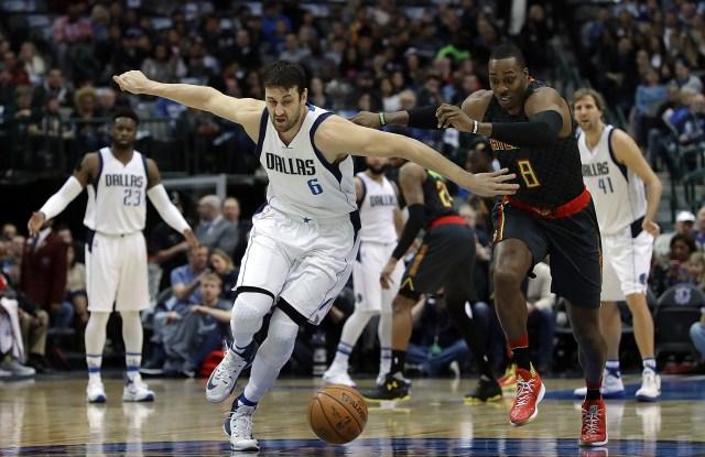Atlanta Hawks v Dallas Mavericks