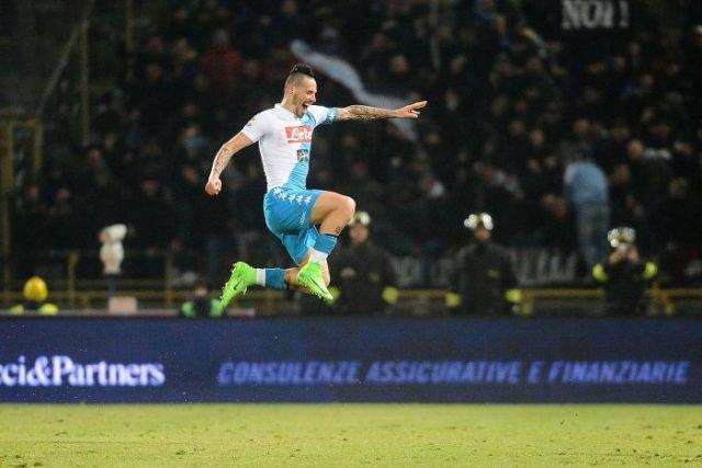 Bologna FC v SSC Napoli - Serie A