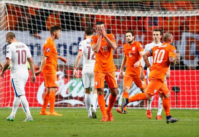 Netherlands v Czech Republic - UEFA EURO 2016 Qualifier