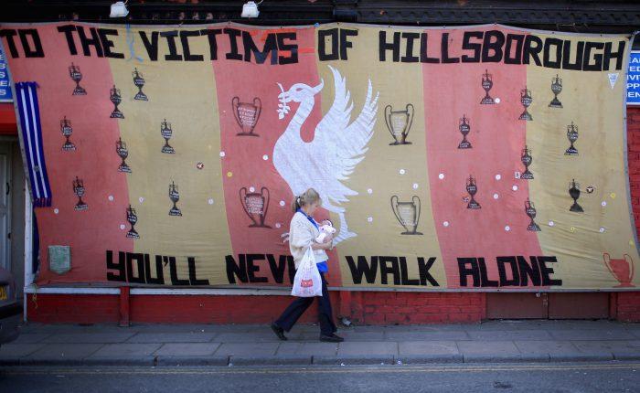 Memorial To Mark 25th Anniversary Of Hillsborough Disaster