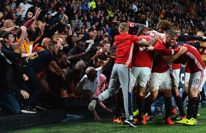 Hull City v Manchester United - Premier League