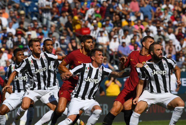 FBL-US-ICC-ROMA-JUVENTUS-FRIENDLY