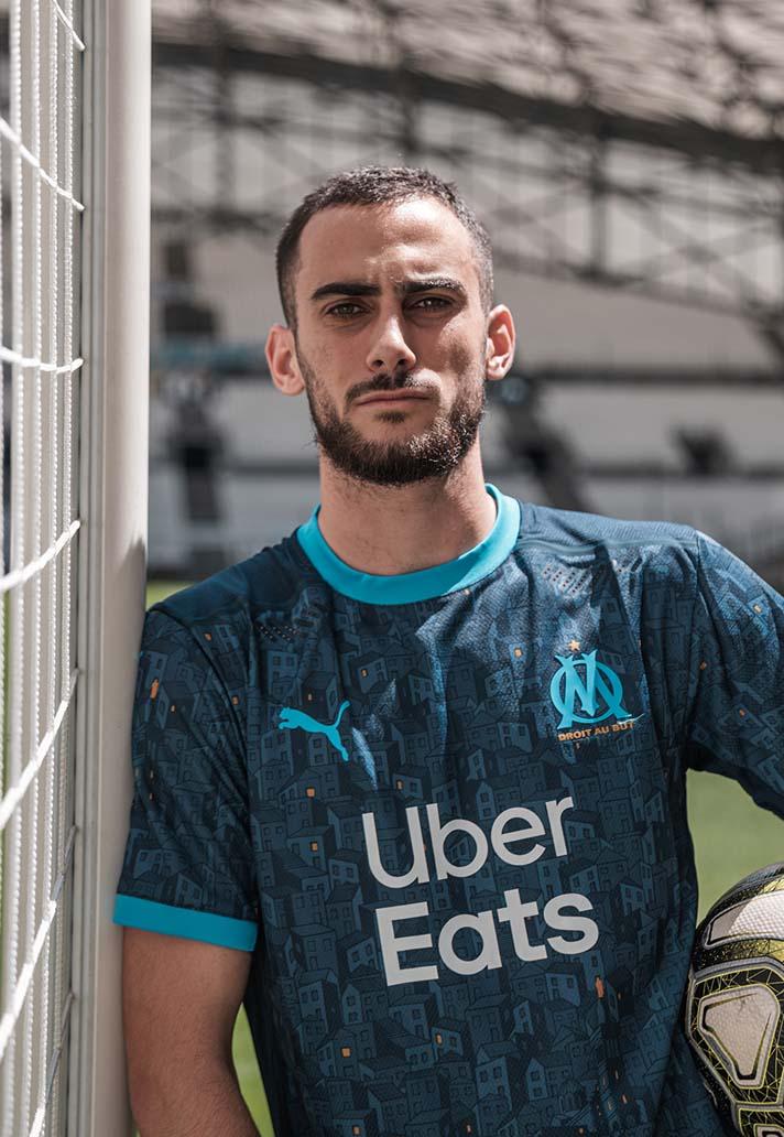 Le nuove maglie dell'Olympique Marsiglia, ispirate all ...