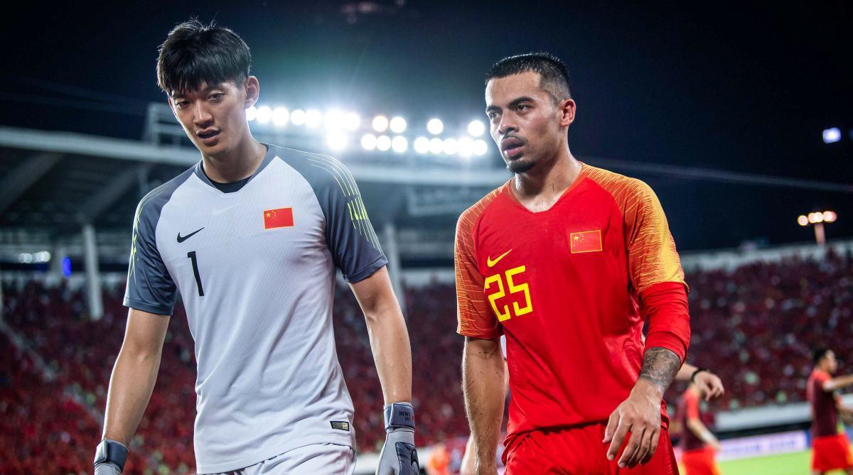 La Cina sta costruendo una Nazionale piena di giocatori stranieri, più o meno