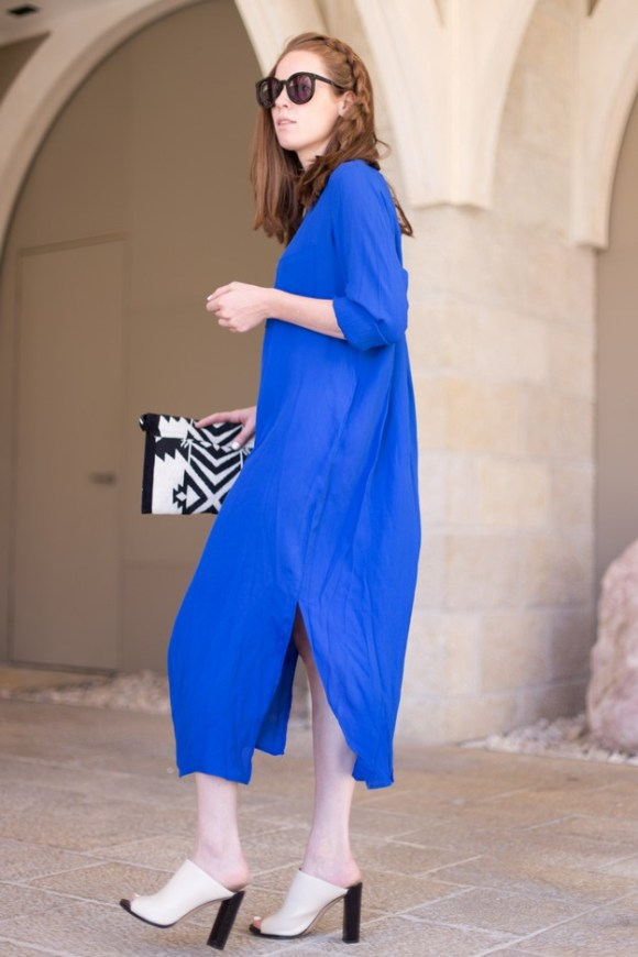 Blue shirt dress_00016