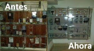 centralización eléctrica valencia