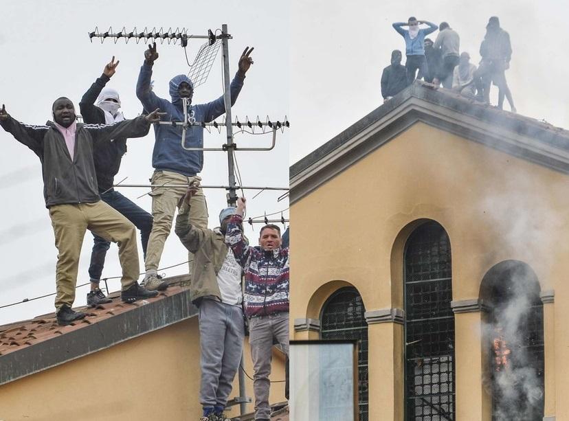 Covid-19 – Strage al carcere di Modena e ipocrisia dell'unità ...