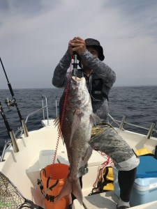 90cm鯛