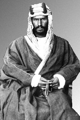 Abdul Aziz bin Abdul Rahman ibn Faisal Al Saud (Ibn Saud)