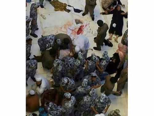 Makkah Stamped