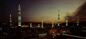 Prophet's Mosque in Madinah