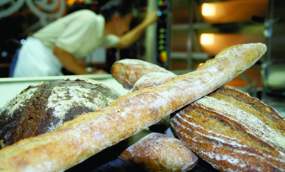 Bakeries prepare for Ramadan when business picks up around iftar time.