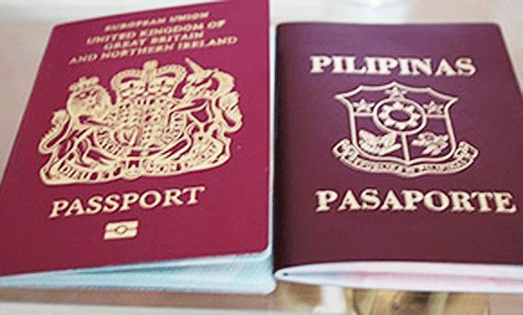 Filipino-passport