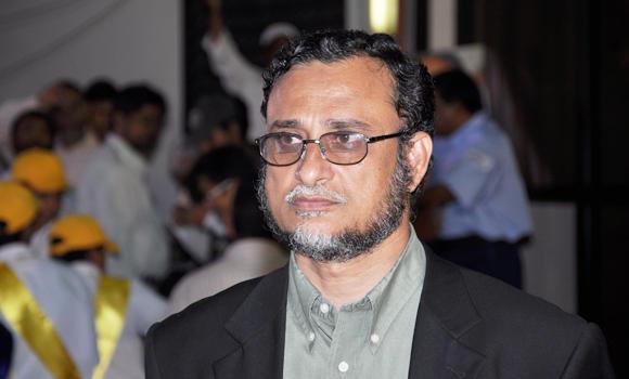 Principal Syed Masood Ahmed